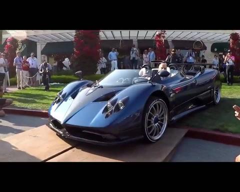 Nació en Casilda y diseñó el auto más caro del mundo