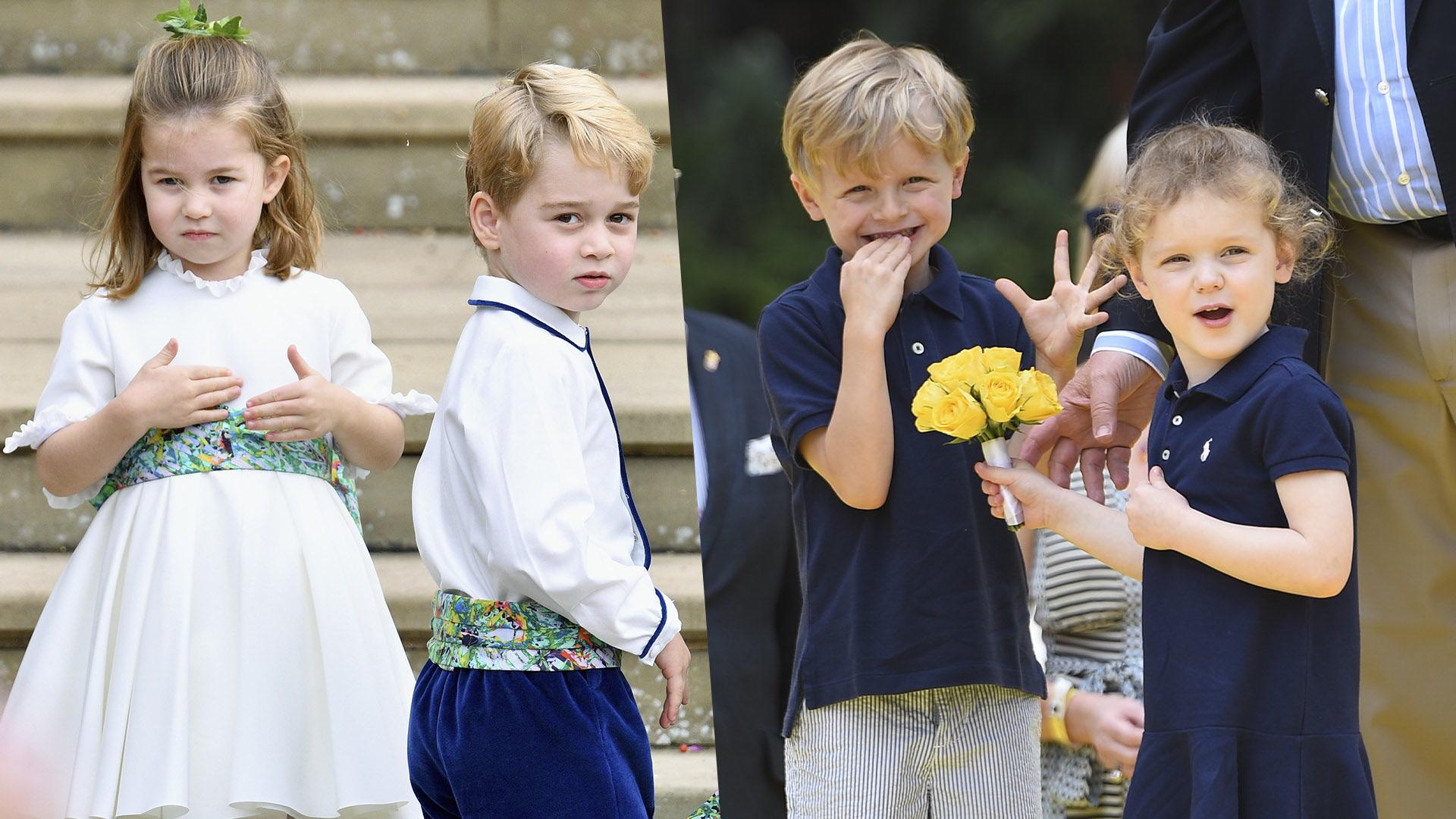 Los 'mini royals' europeos