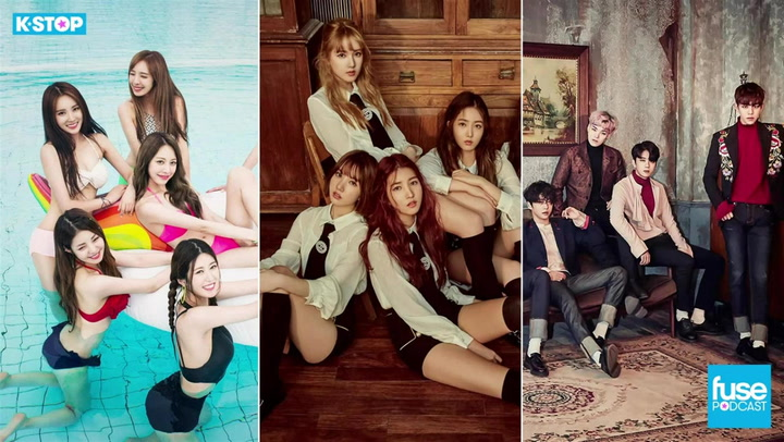 GFriend, B.A.P, Brave Girls and Slave Contracts Get an Overhaul: K Stop