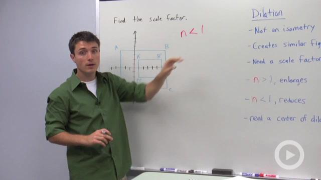Dilations - Problem 1