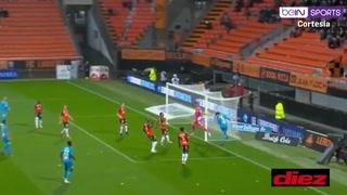 El gol de Marsella que desafió a la ciencia ¡hasta que lo miras una y otra vez!