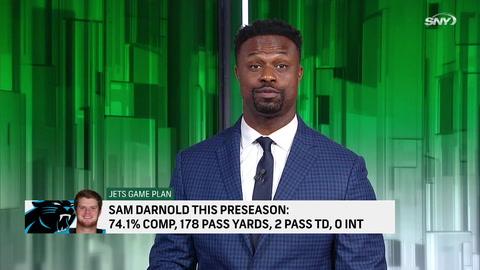 Bart Scott on how Jets defense should attack Sam Darnold | Jets Game Plan
