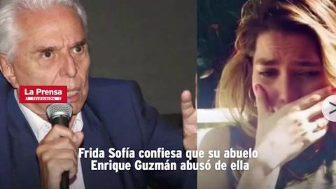 Frida Sofía confiesa que su abuelo Enrique Guzmán abusó de ella