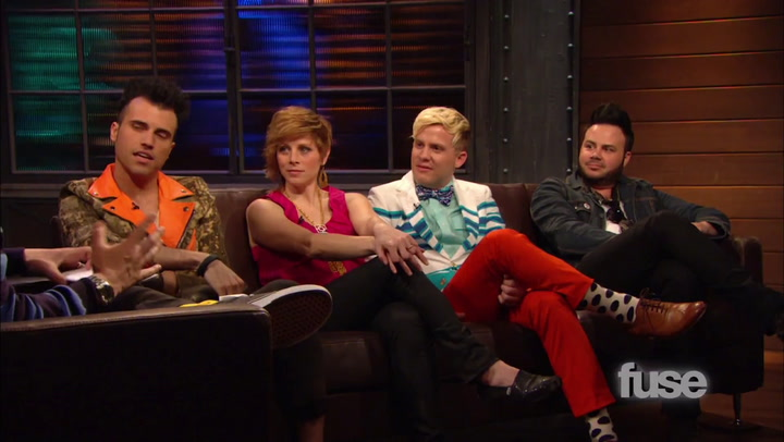Shows: Hoppus on Music:  Web Exclusive Neon Trees Third Eye  EP 418