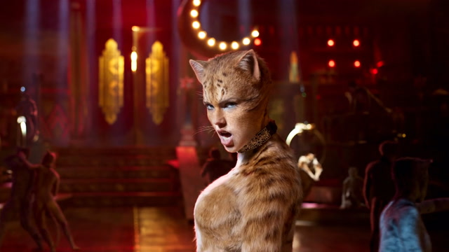 Making of: Cats