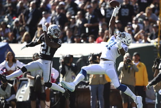 Vegas Nation: Raiders Give up 21 Unanswered Points in Loss to Colts