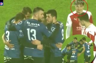 La insólita jugada que terminó en gol desde un córner y se volvió viral; el relator no contuvo la risa