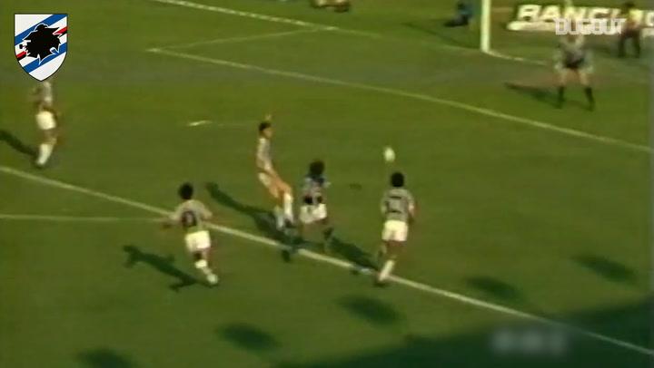 Ferroni's classic goal against Juventus