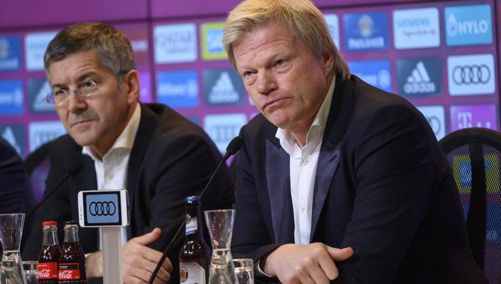 Oliver Kahn, presentado como director ejecutivo del Bayern