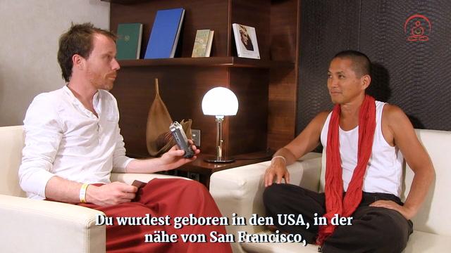 Interview mit Govinda Kai aus Japan