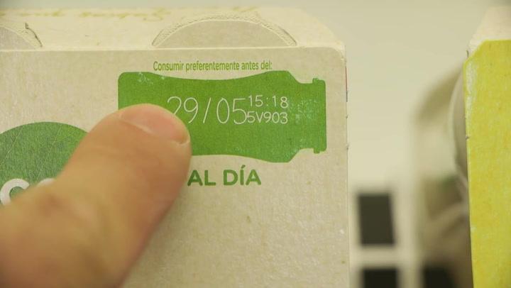Danone eliminará la fecha de caducidad de sus productos en España