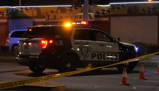 Man killed in hit-and-run in east Las Vegas, police say – VIDEO