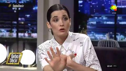 Flor Torrente: Hay una parte del feminismo que es muy violenta con el hombre