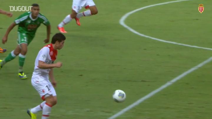 AS Monaco's top five goals vs Saint-Étienne