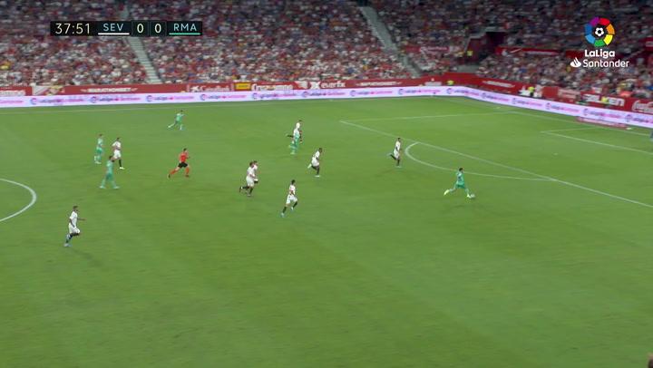 El jugadón de Carvajal tuvo de todo... excepto gol