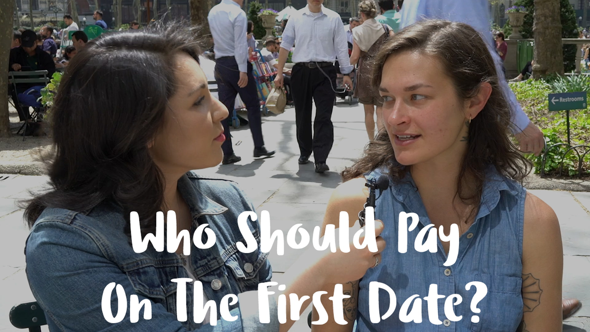 who should pay on the first date