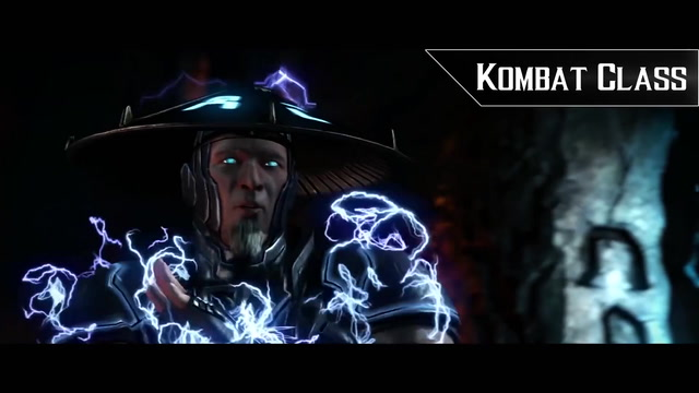 Raiden Mortal Kombat Wiki Fandom