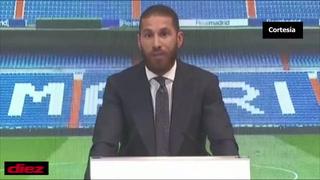 Sergio Ramos, la despedida con lágrimas de una leyenda del Real Madrid