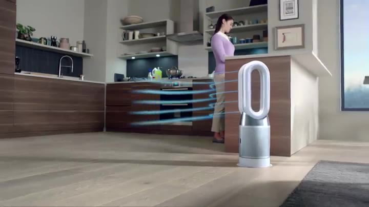 Preview image of Dyson HP05 Hot & Cool Bladeless Fan Heater video