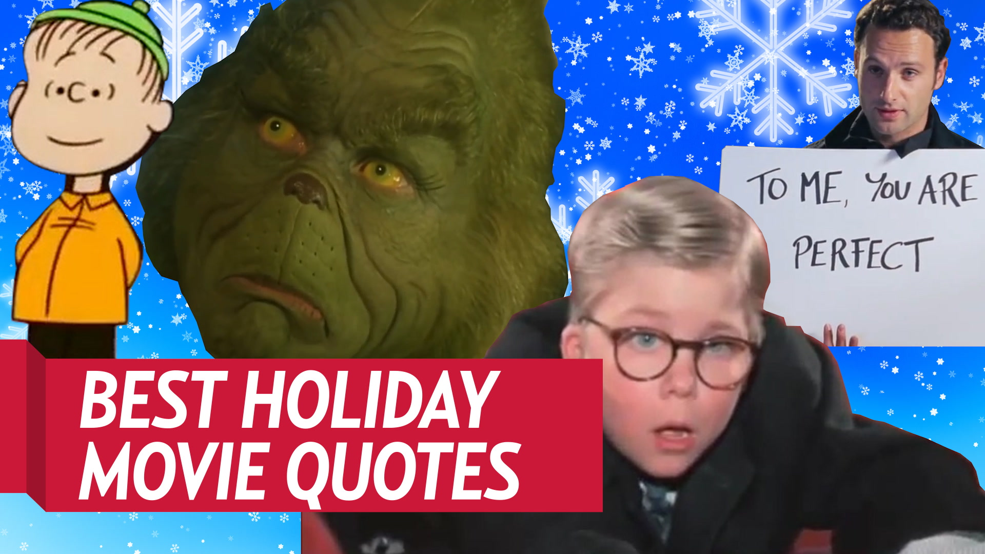 the best holiday movie quotes from a christmas story more watch