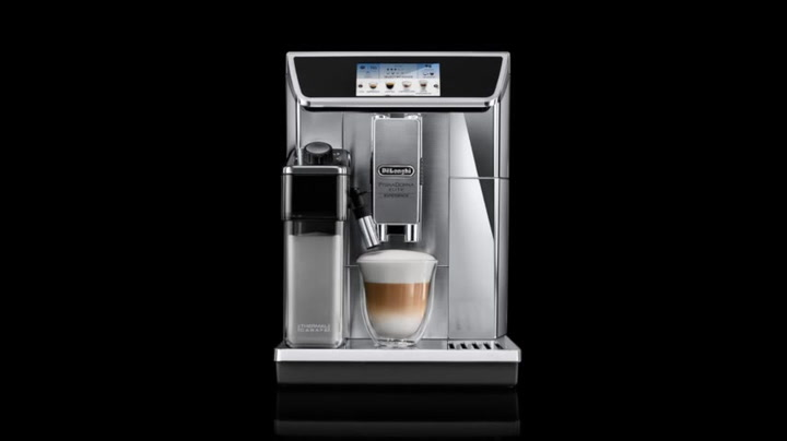 Preview image of DeLonghi PrimaDonna Elite Experience Bean to Cup C video