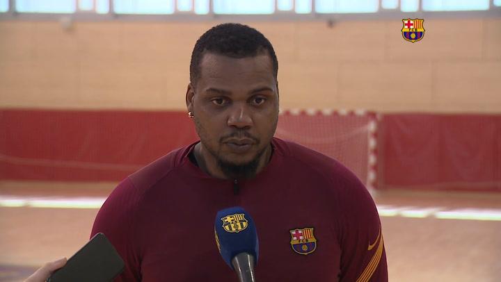 Tras 11 temporadas en el Barça, Sorhaindo jugará la próxima en el Dinamo de Bucarest