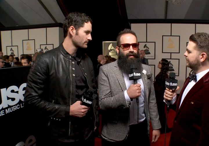 Shows: Grammys 2014: Capital Cities Celebrating Their First GRAMMY Nom With a Pot Luck