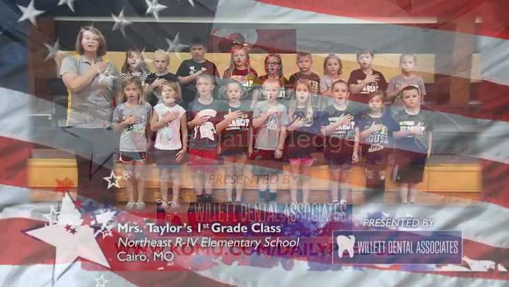 Northeast R-IV School - Ms. Taylor - 1st Grade
