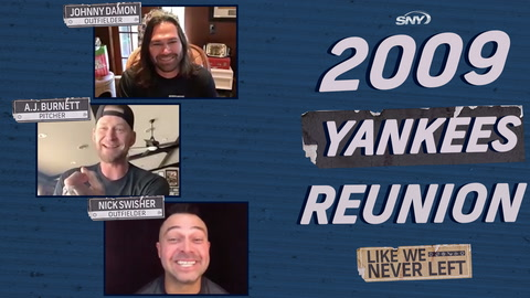 Like We Never Left: The 2009 Yankees relive their championship season