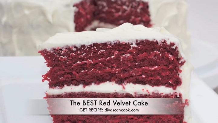 Best Southern Red Velvet Cake Recipe