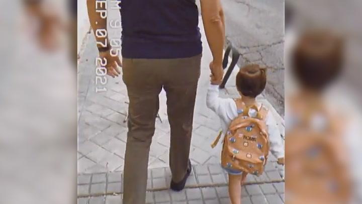 ¡No quiero ir!, La hija de Roberto Leal, entre otros, en su \'dura\' vuelta al cole