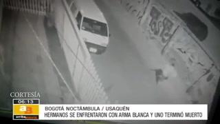 Hombre mata a su hermano en pelea por una chaqueta en Colombia