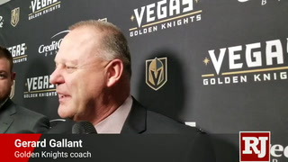 Gerard Gallant on Marc-Andre Fleury