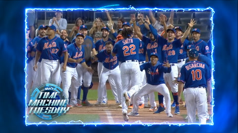 2019: Dom Smith ends the Mets season in style