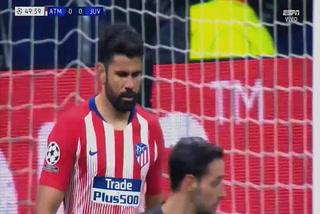 ¡Nadie lo puede creer! Lo que falló Diego Costa ante la Juventus