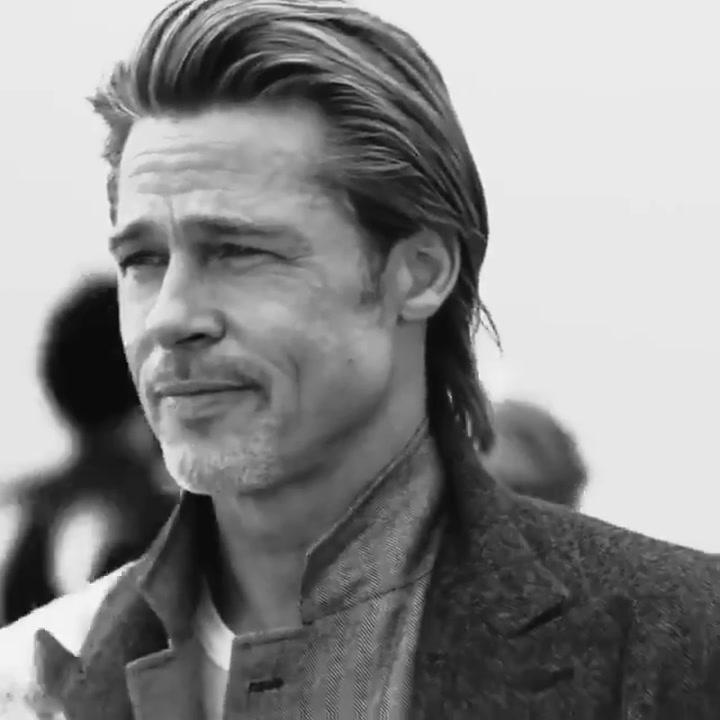 Brad Pitt revoluciona las redes sociales en su nuevo anuncio de ropa