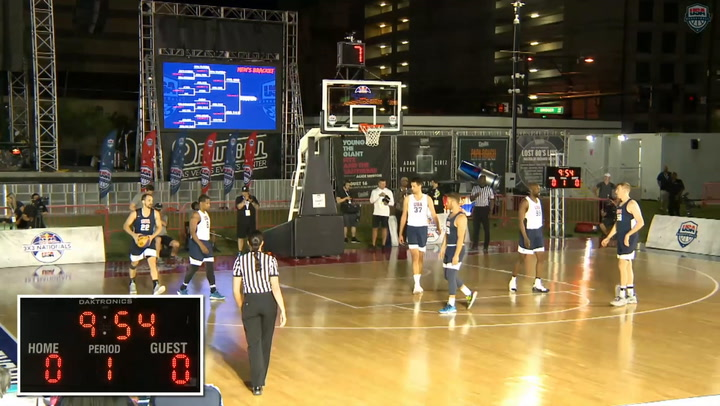 MEN's FINAL: RED BULL USA BASKETBALL 3X3 NATIONALS