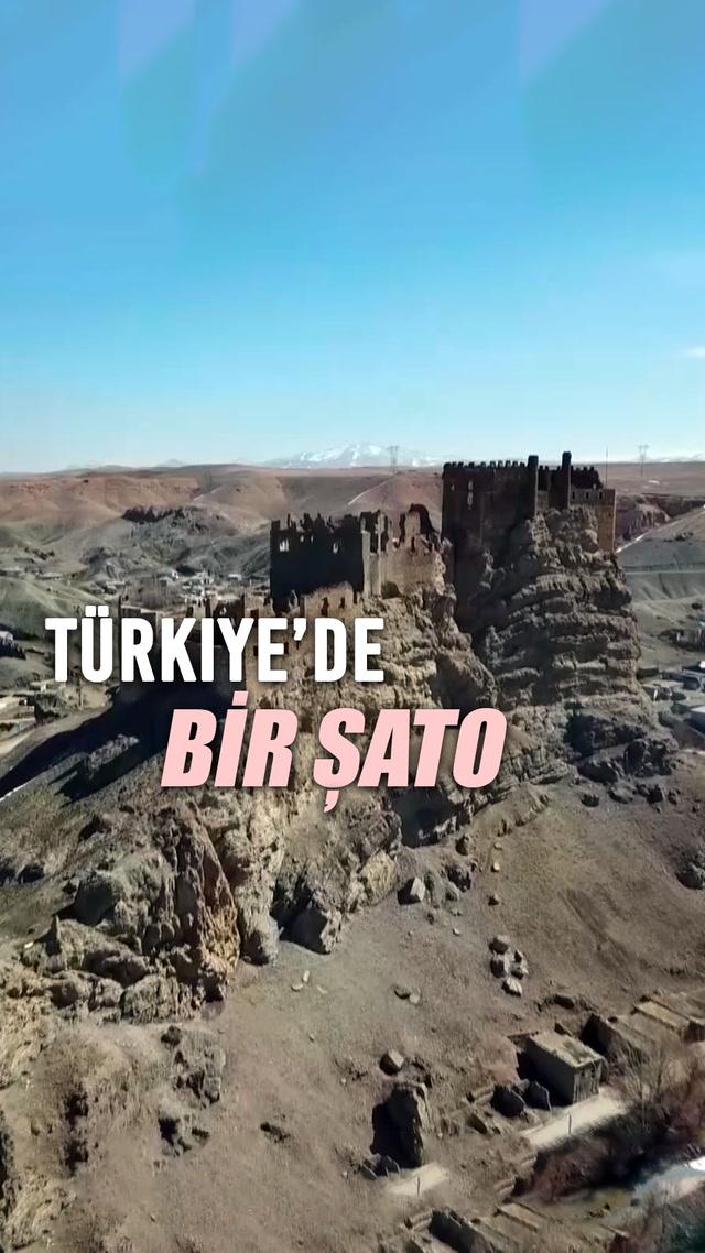 Türkiye'de bir şato