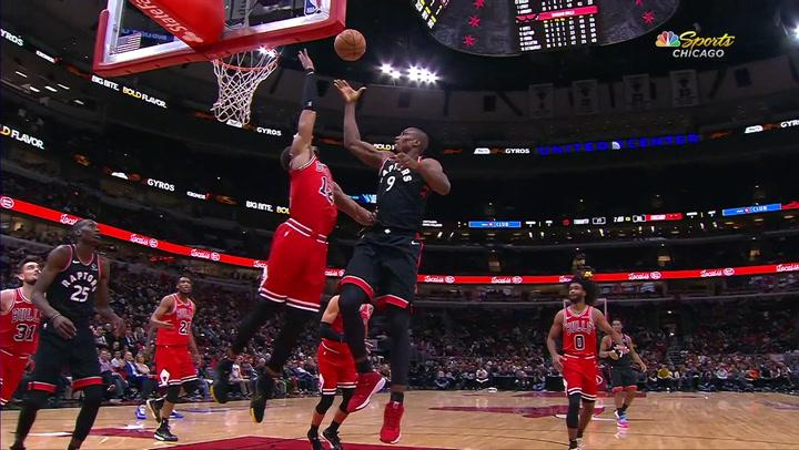 Las 10 mejores jugadas de la jornada de la NBA del 9 diciembre 2019