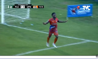 Machuca Ramírez aumentó su cuota goleadora del Apertura