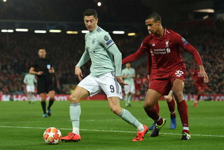 Liverpool y Bayern Munich no se hicieron daño en los octavos de final de ida en Champions League