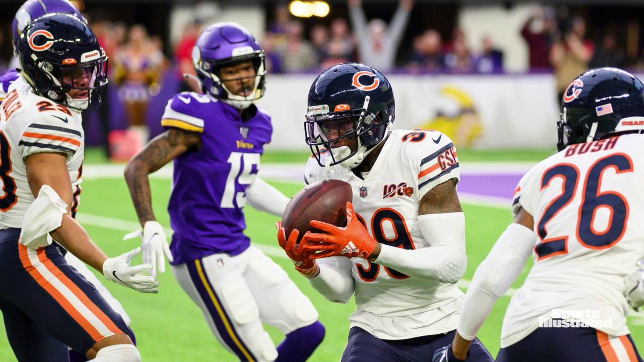 Can the Bears have Eddie Jackson be Eddie Jackson again?
