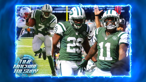 Jets stop the streaking Patriots in 2013