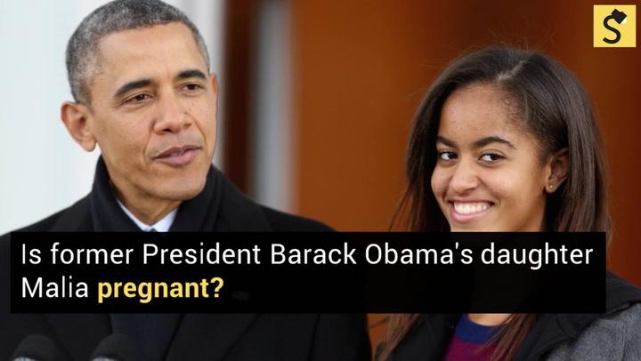 malia obama pregnant snopes