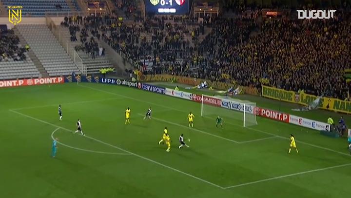 Nantes incredible win vs Metz in 2014
