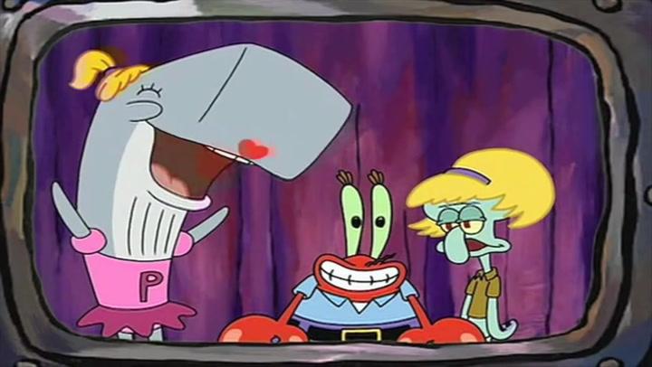 Eugene krabs wife sexual dysfunction
