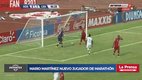 Mario Martínez nuevo jugador de Marathón