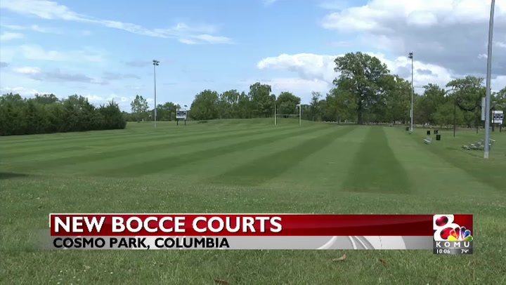 four new courts
