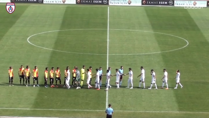 Altinordu Vs Goztepe Highlights