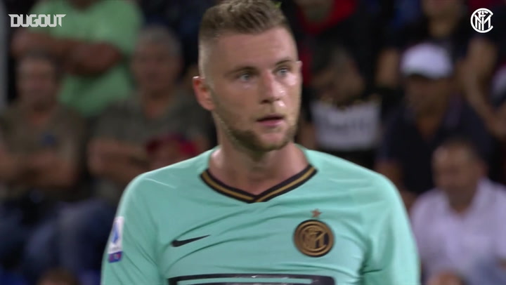 The best of Milan Škriniar at Inter